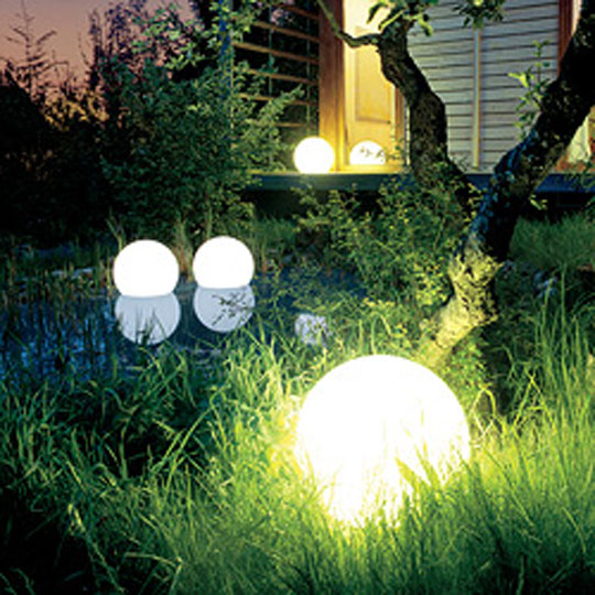 Outdoor Mood Lighting at Home Infatuation Blog