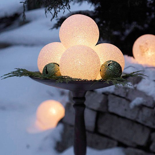Better Homes and Gardens Luxury Outdoor Holiday Decorating at Home Infatuation Blog