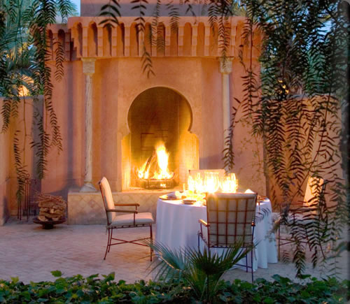 Square Fire Pit Seating