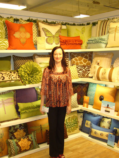 Superb Elaine Smith Outdoor Pillows At Home Infatuation Blog