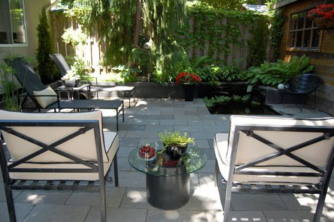 Design Sponge and Small Outdoor Spaces at Home Infatuation Blog