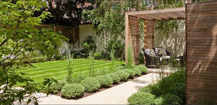 Modular Garden Small Outdoor Space Design 6 at Home Infatuation Blog