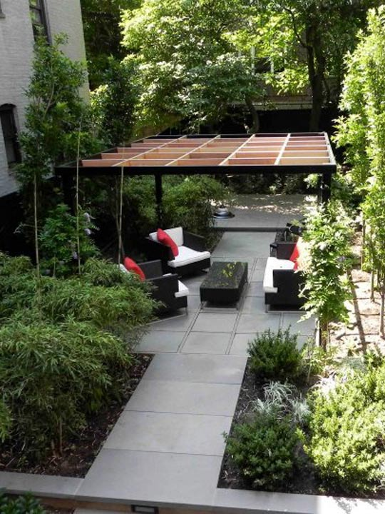 Before after don statham 39 s small urban space retreat in brooklyn home infatuation blog - Small urban spaces image ...
