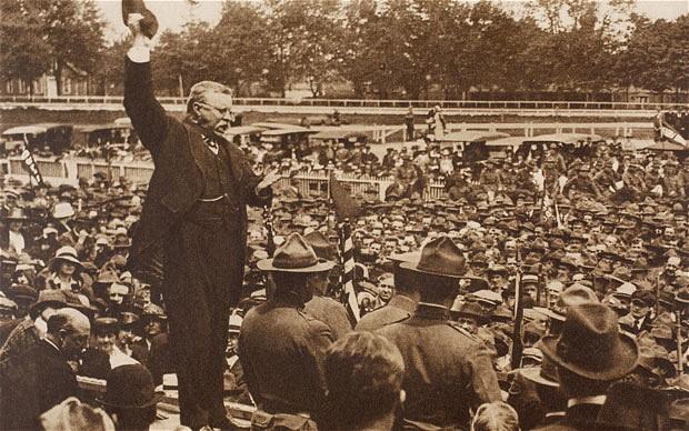 fdr giving a speech - photo #7