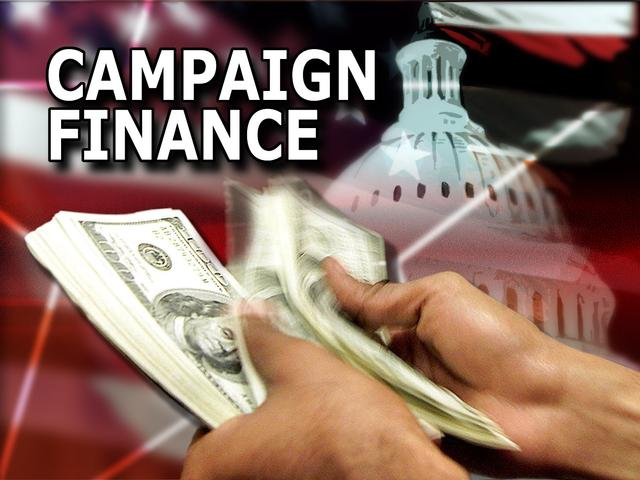"the changes in campaign financing in the us Do we really need campaign finance reform ""what will the presidential elections cost us"" a small-donor matching system changes the calculus of running."