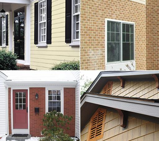 Affordable housing exterior finishing for Stucco substitute