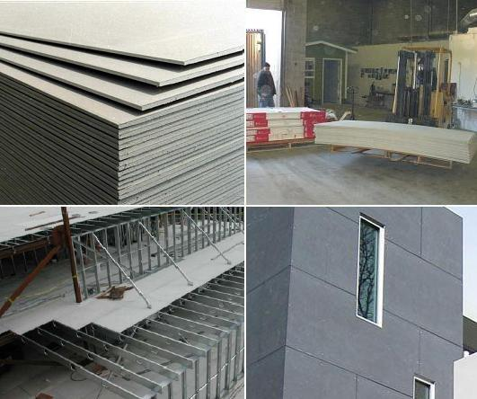 Affordable Housing Structural Fiber Cement Panels