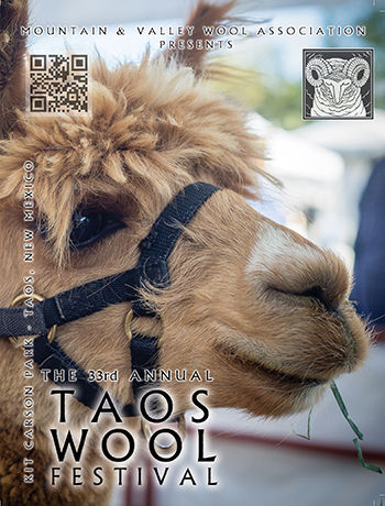 Taos Wool Festival 2016 Program-Directory