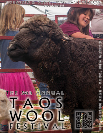 Taos Wool Festival 2017 Program-Directory