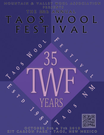 Taos Wool Festival 2018 Program-Directory