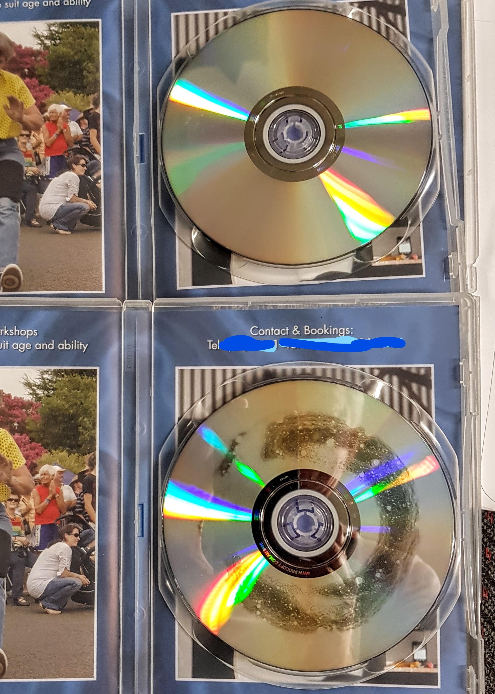 DVD Storage IssuesThese ...