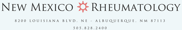 NEW MEXICO RHEUMATOLOGY