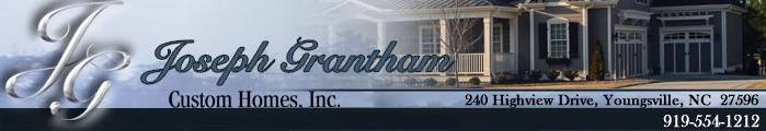 Joseph Grantham Custom Homes