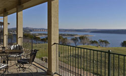 Possum Kingdom Lake real estate night photography