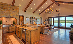 Fort Worth Bed and Breakfast real estate photographer