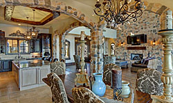 Possum Kingdom Lake Front Home Photography