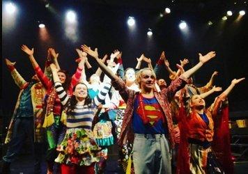 theater review quotgodspellquot article archive