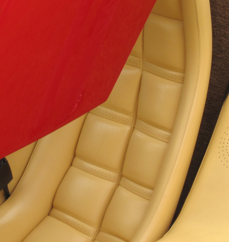 2012 Maserati Quattroporte Interior: Musings About Cars, Design, History And Culture