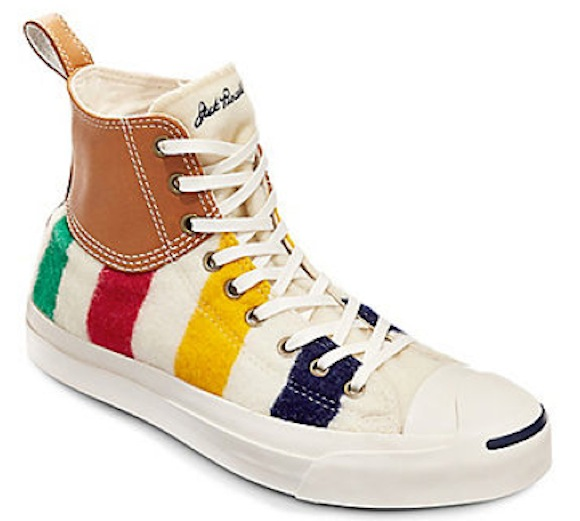 Buy Now: Jack Purcell Converse x Hudson