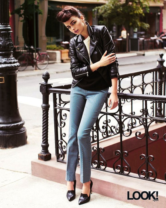 Test Drive Sears 39 Fall Look Report Canadian Fashion And