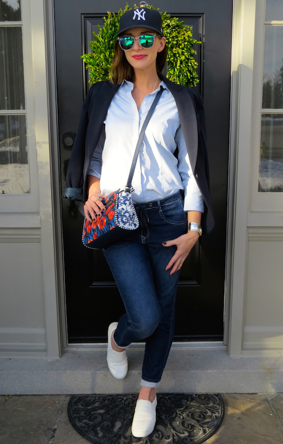 Denim Love Stories My Spring Denim Test Drive With Reitmans Canadian Fashion And Style Blog