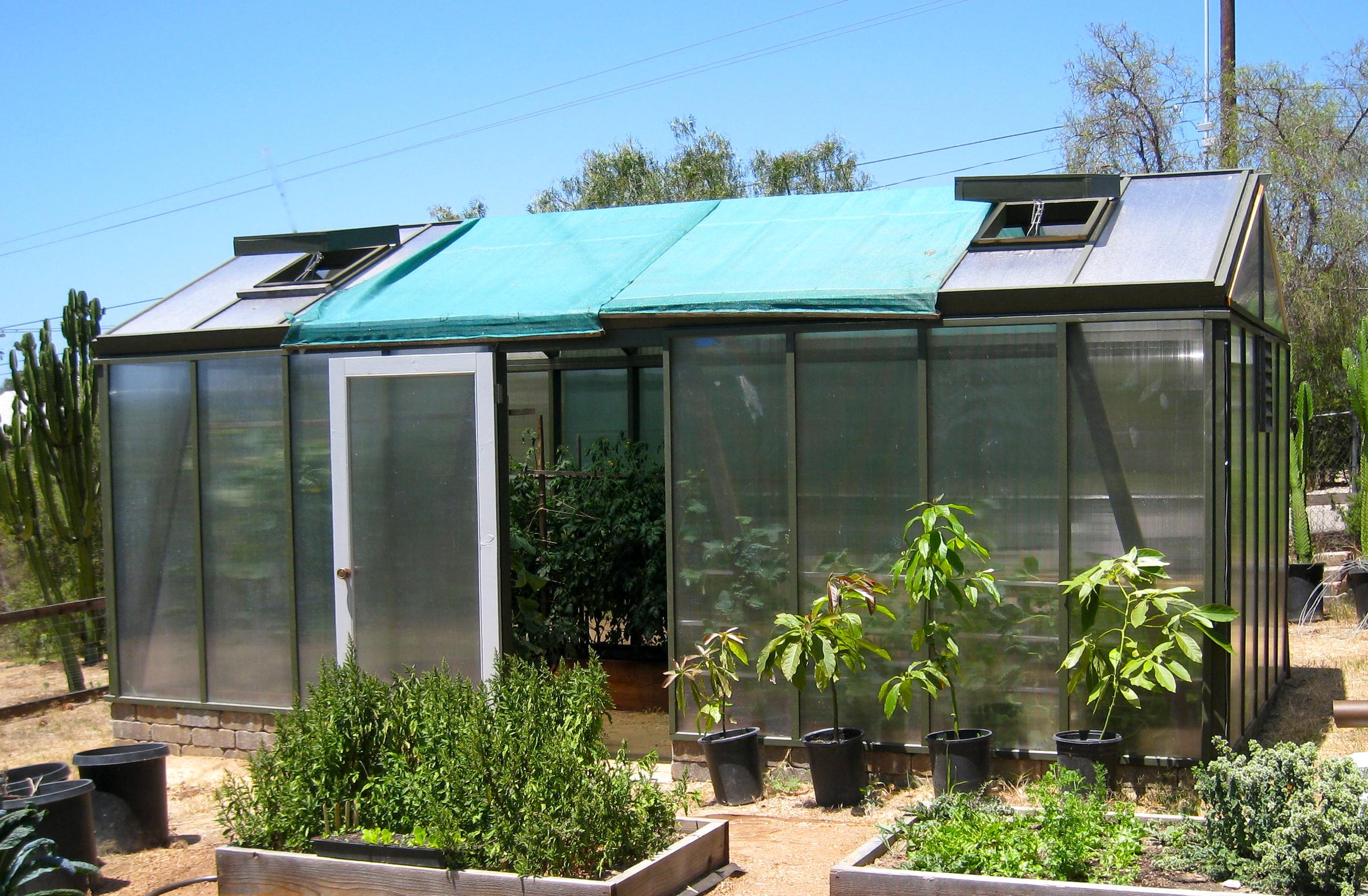 Greenhouse Skylights