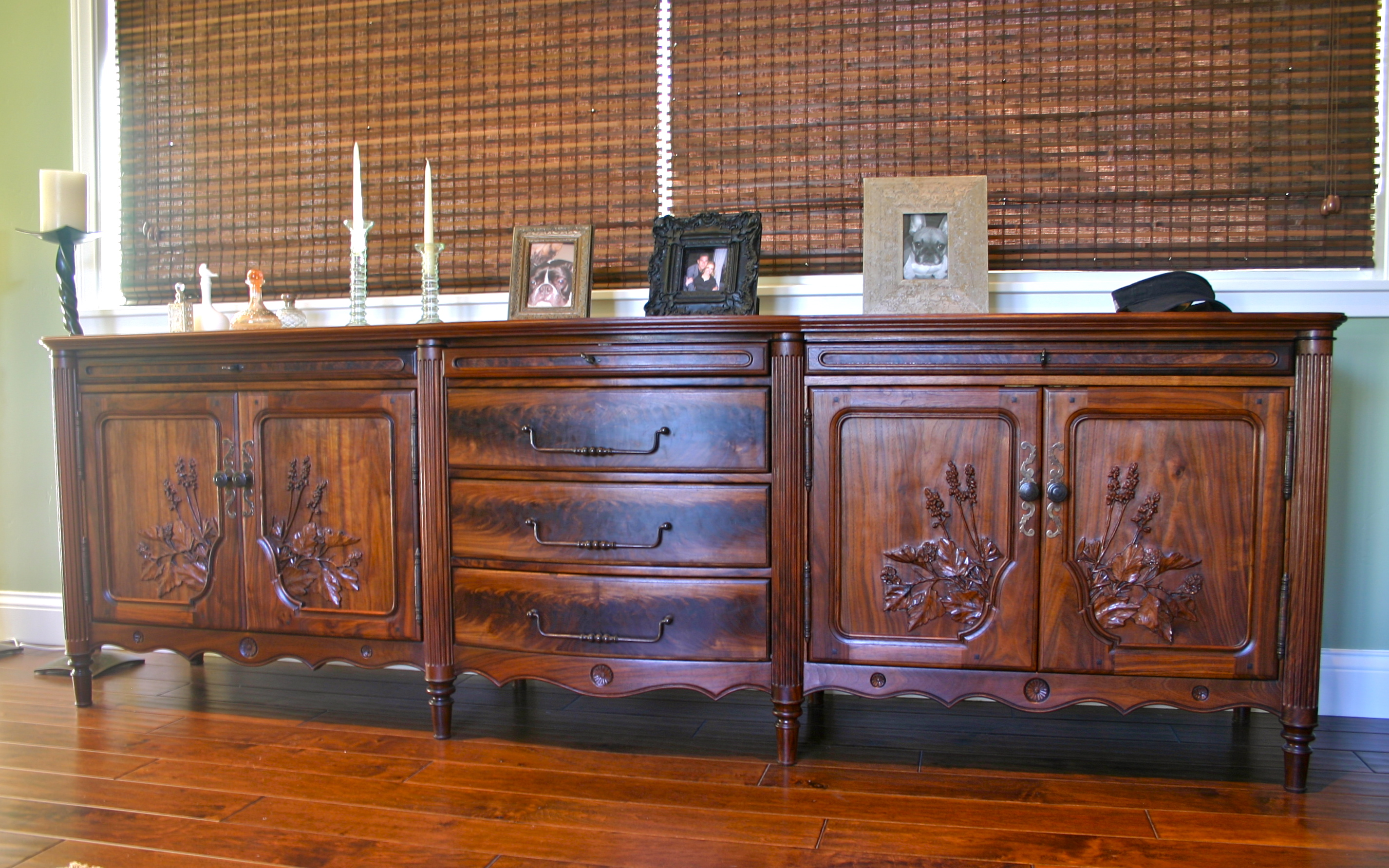 Bedroom Furniture In The French Style