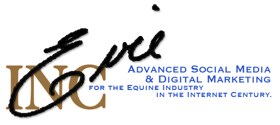 Evie Inc : : Social Media / Digital Marketing / Events for the Equine Industry