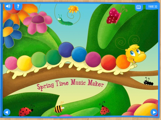KidsMag Musical Caterpillar