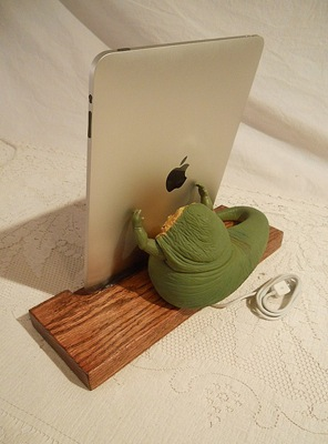 Jabba iPad dock back