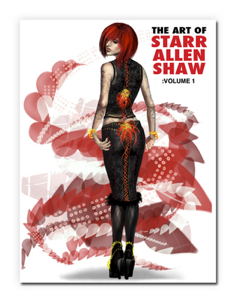 Starr Shaw Book Cover