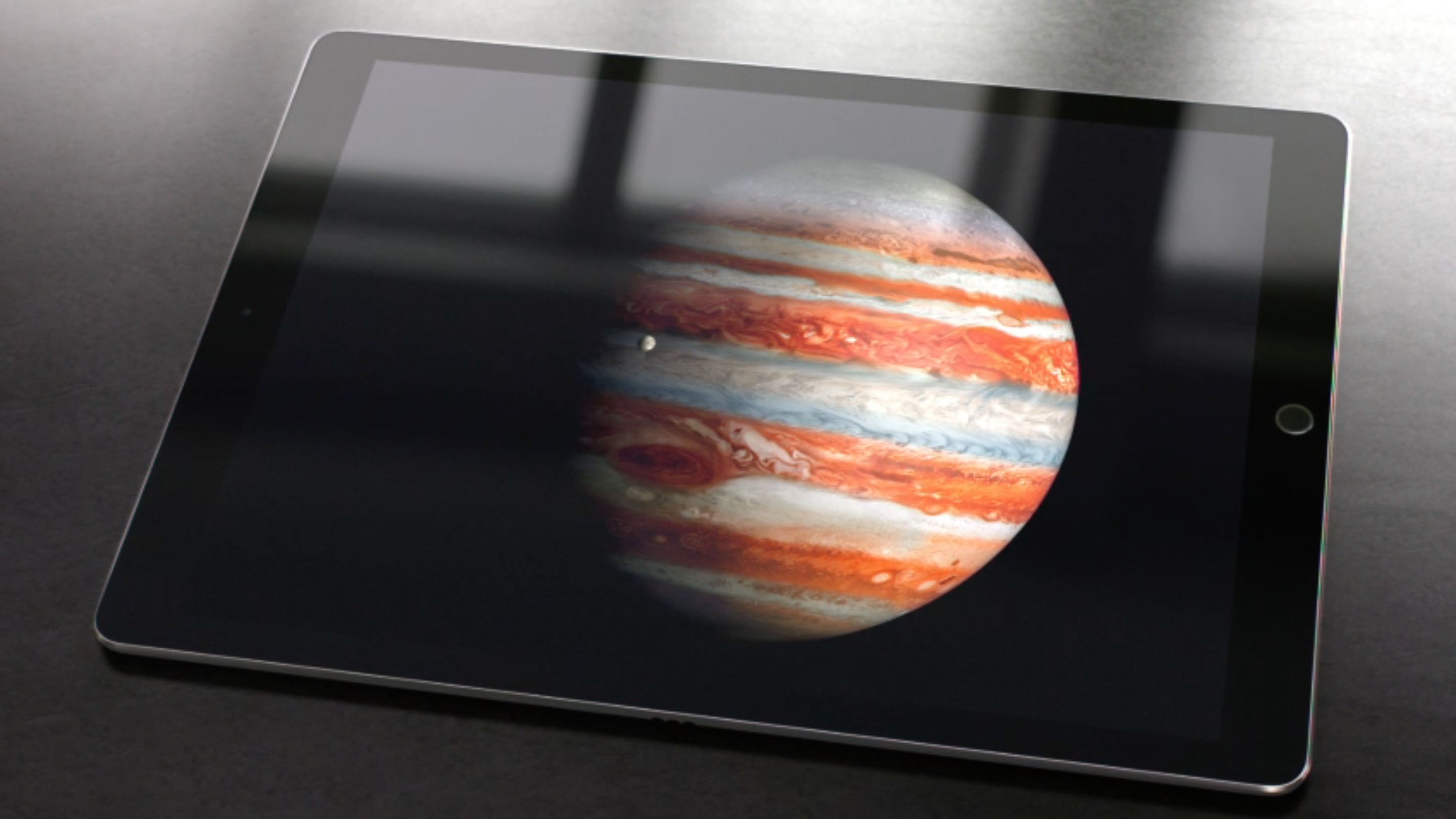 "iPad Pro. ""It's an iPad that lets you be more creative..."""