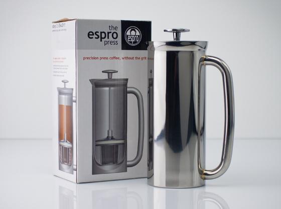 espro coffee press instructions