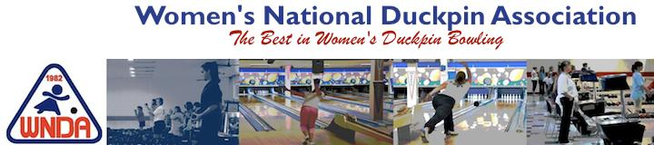 Women's National Duckpin Association