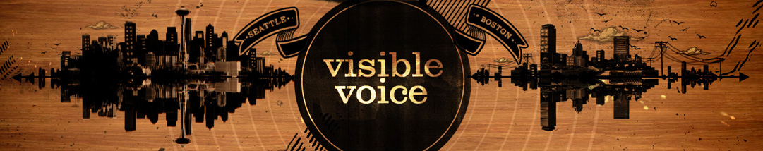 indie music blog: visible voice, Seattle, WA and Boston, MA