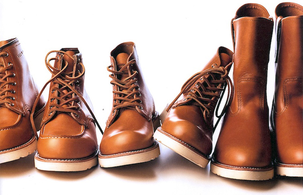 Inventory Magazine - Inventory Updates - Red Wing Irish Setter