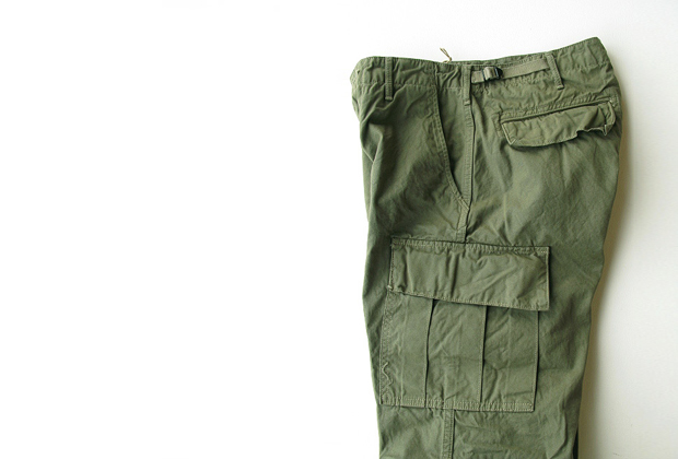 Inventory Magazine - Inventory Updates - orSlow 6 Pocket Cargo Pants