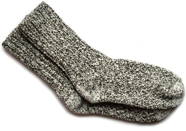Thick socks are a must for those that live in colder climates or if you wear work boots. If you participate in outdoor, winter sports, like skiing or hiking, you appreciate a good pair of warm, thick socks.