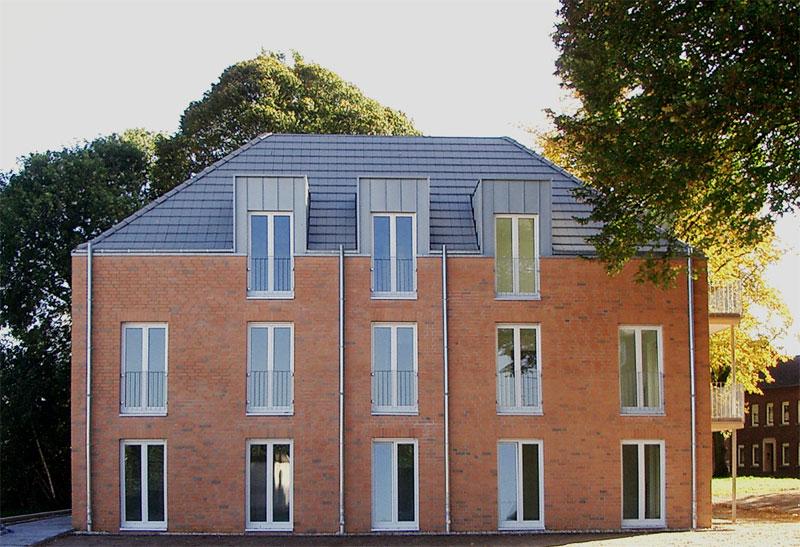 birker architekt wohnungsbau sozialer wohnungsbau rosental. Black Bedroom Furniture Sets. Home Design Ideas