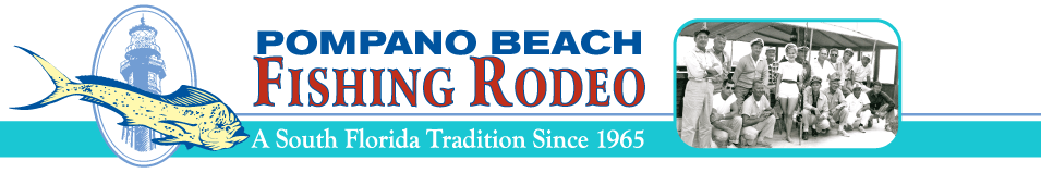 Pompano Beach Fishing Rodeo 2014