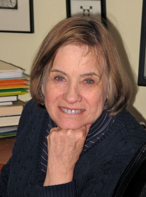 Linda Dyer author photo