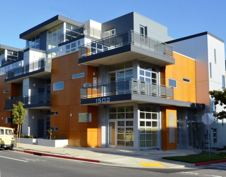 Santa Monica Apartments Nms Properties Lobster House