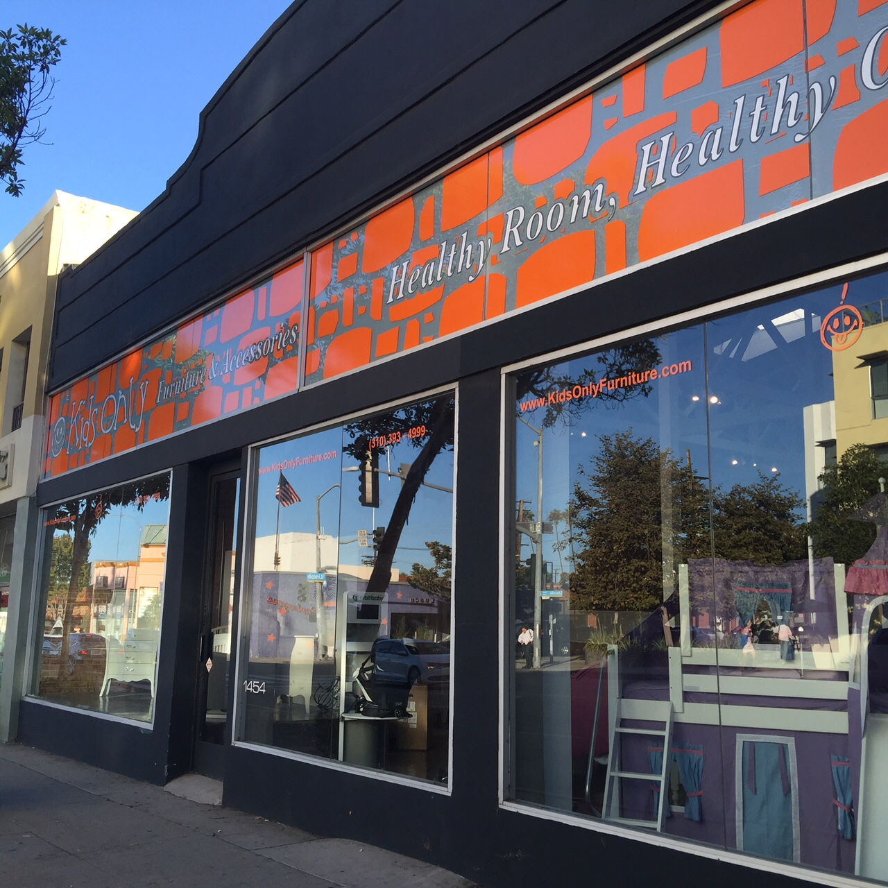 Childrens Furniture Store, Baby Furniture Store, Kids Furniture Store, Baby  Gear. 1454 Lincoln Boulevard, Santa Monica ...