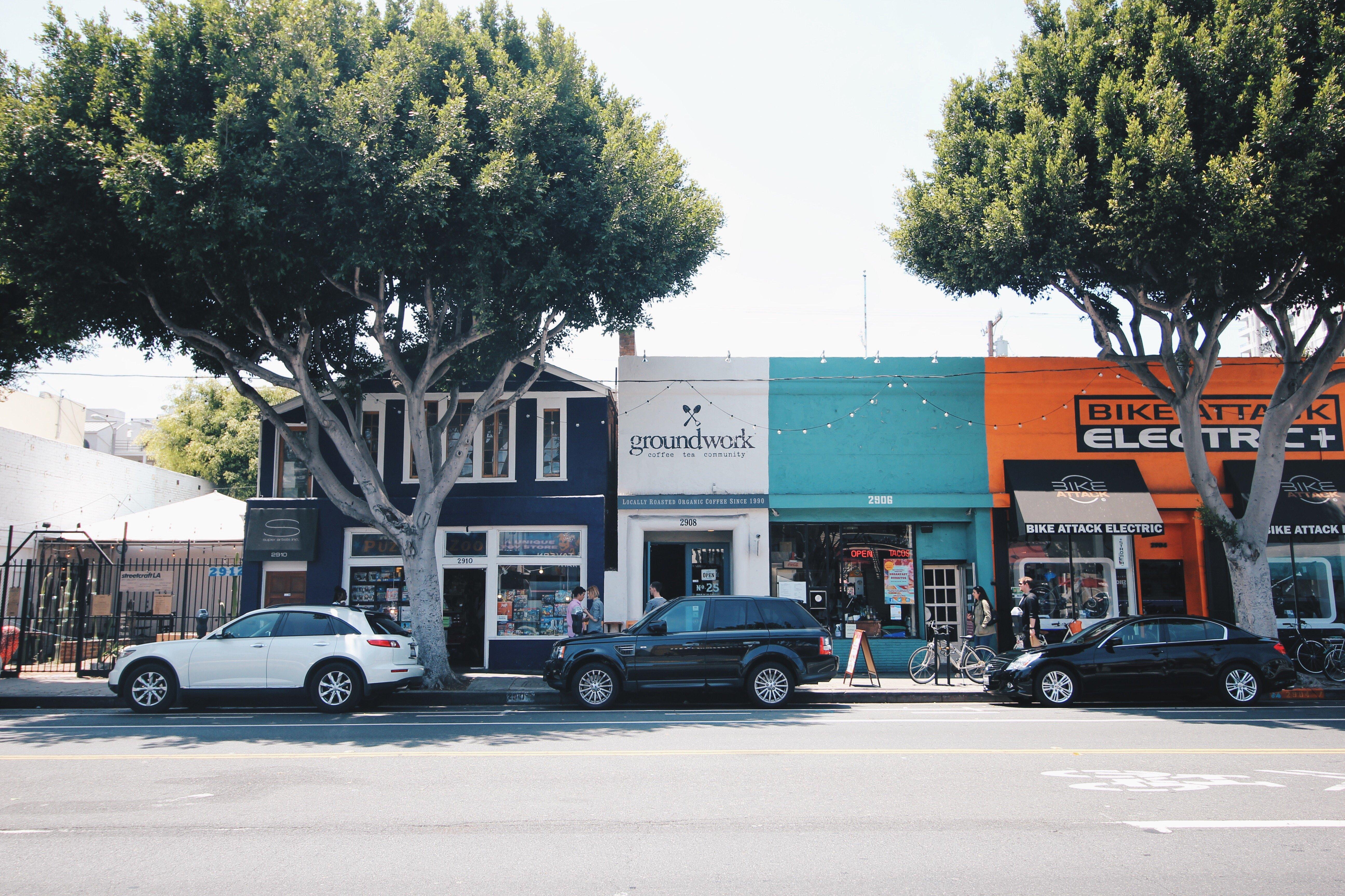 Groundwork Coffee - Vendors - Buy Local Santa Monica