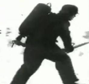 German WW2 Flamethrower - German Flamethrower - Prop ...