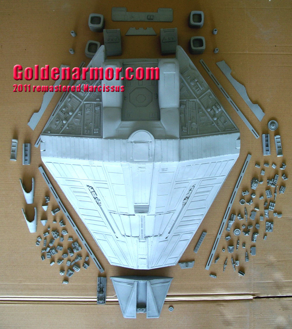 Red 5 vinyl system prop replicas custom fabrication special - 5 5 11 Click To See Video