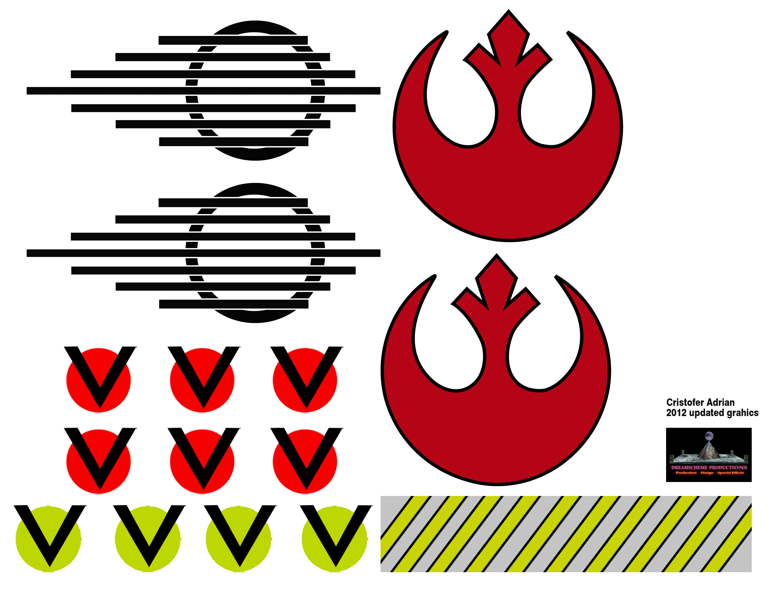 Red 5 vinyl system prop replicas custom fabrication special - An Error Occurred