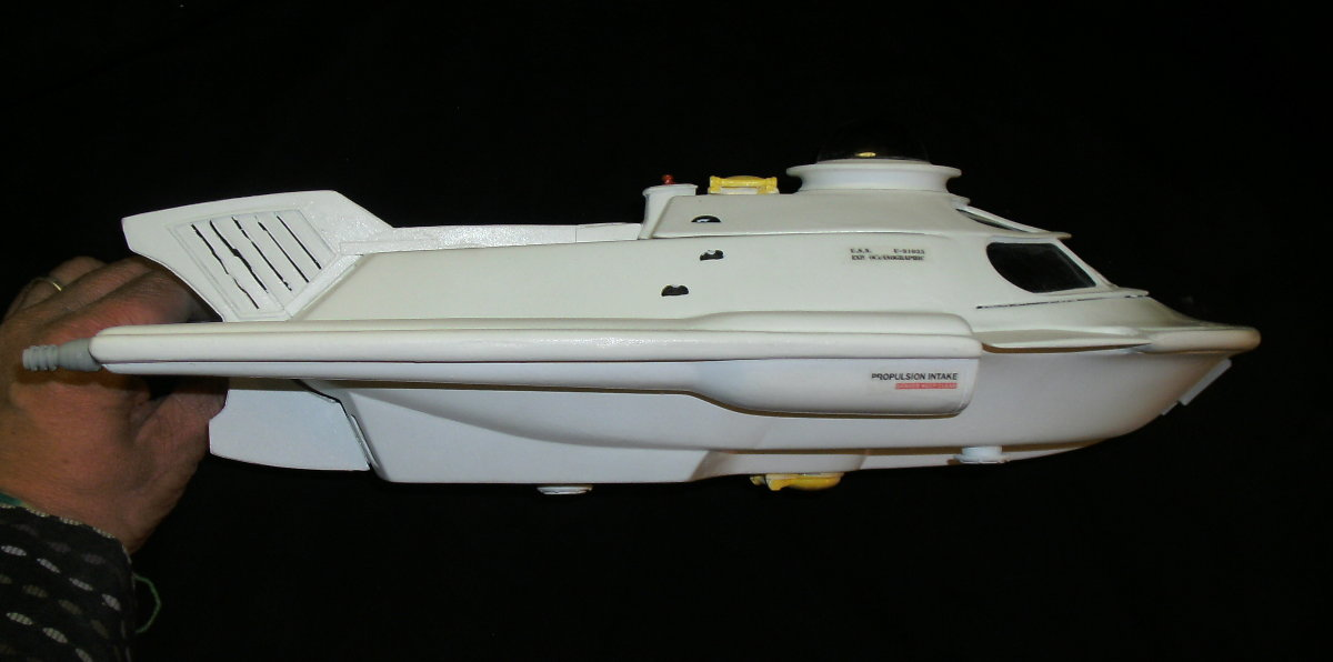 Orion Spacecraft Model Kit - Pics about space
