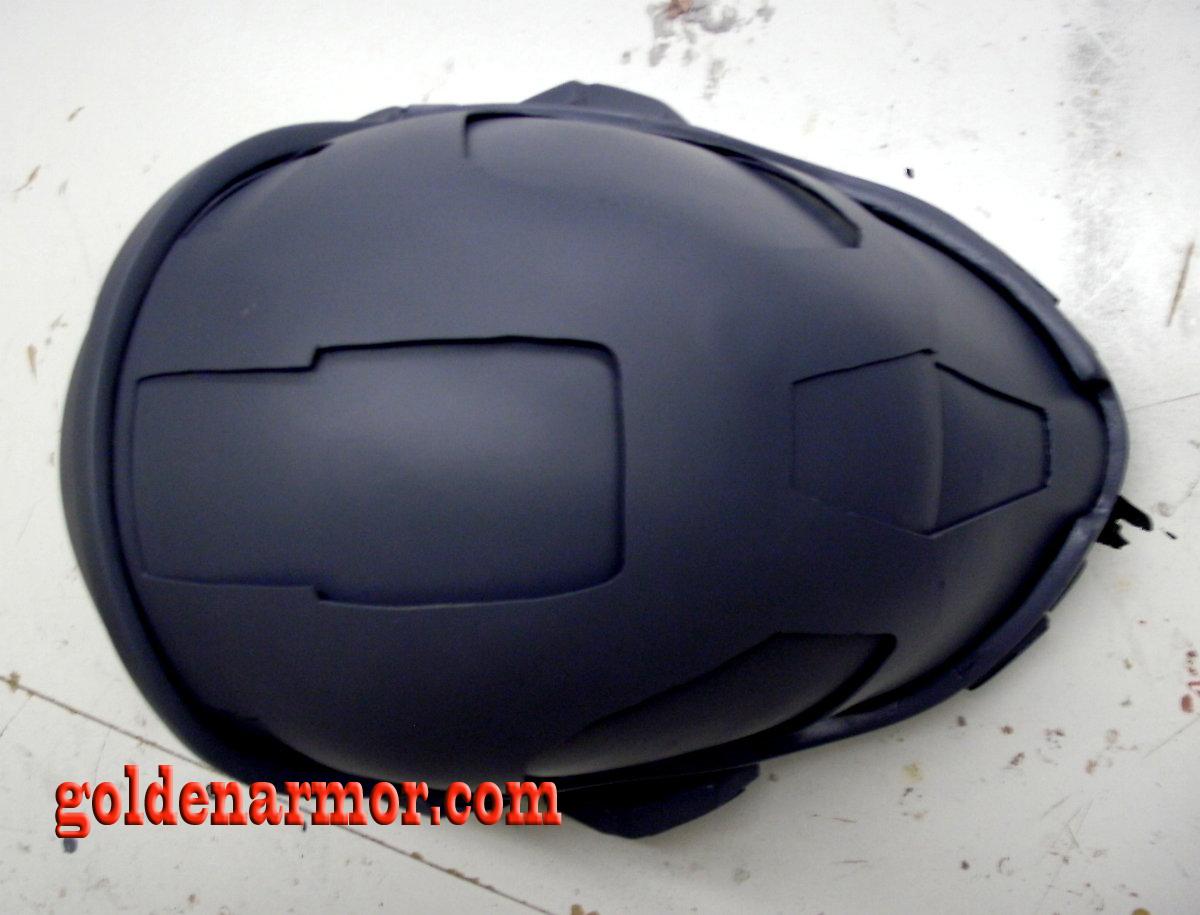 Halo EVA Helmet - Prop Replicas, Custom Fabrication, SPECIAL