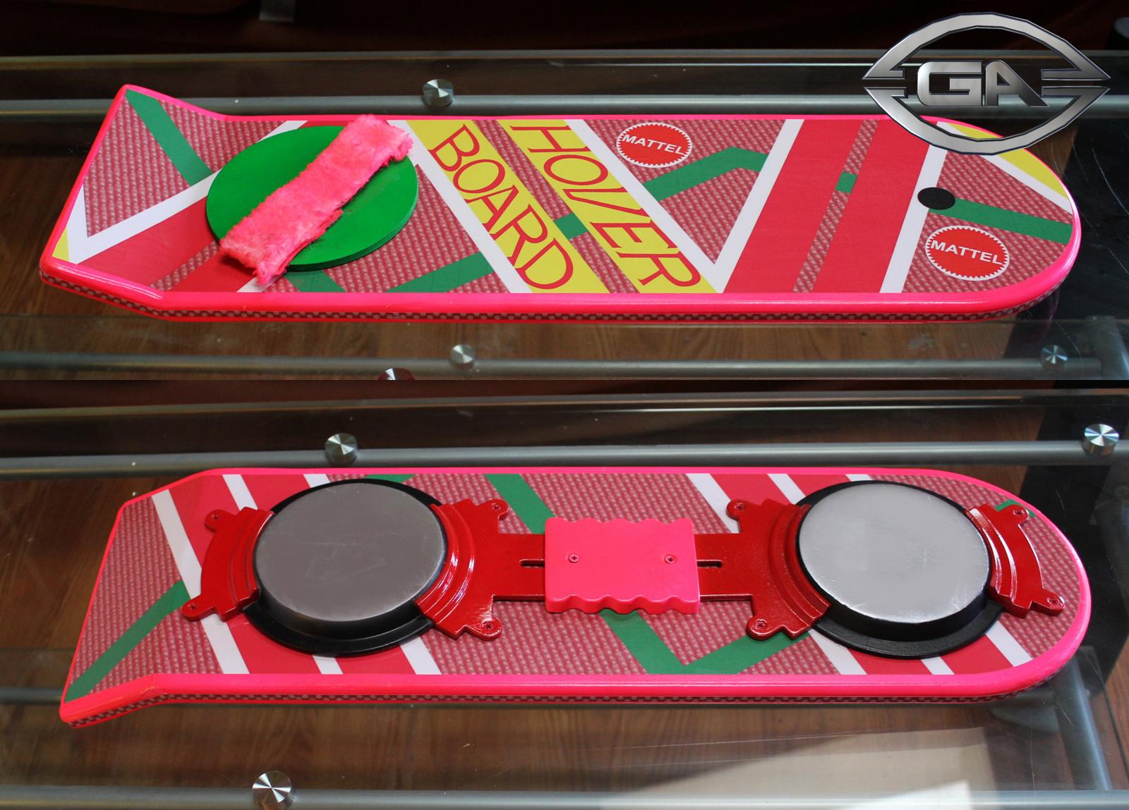 Marty Hoverboard Marty Hoverboard Prop Replicas